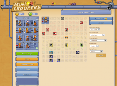MiniTroopers
