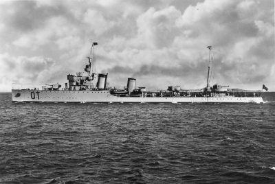 Ostro (09.10.1928 - 20.07.1940)