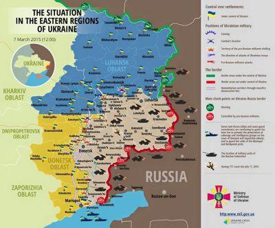 Stav na Ukrajině 7.3.2015