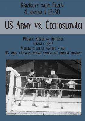 US Army vs. Čechoslováci