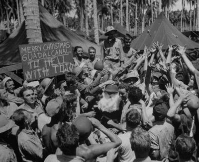 Vánoce na Guadalcanalu za 2.světové války