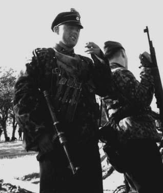 vojáci ss