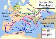 Pád říše římské