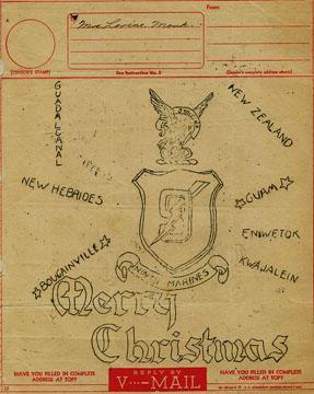 Vojenská vánoční pošta
