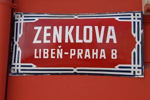 Zenklova ulice