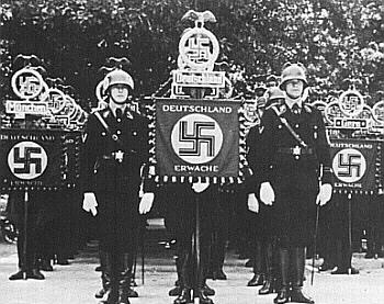 Standarta Regimentu Deutschland