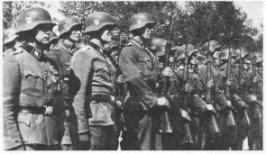 Finnisches Freiwilligen Battalion der Waffen SS