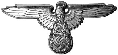 Insignie čepic – Waffen SS