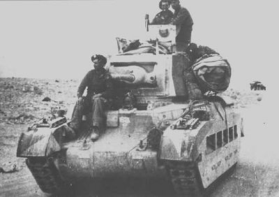 Infantry Tank Mark II Matilda II