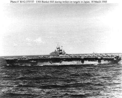 CV-17 Bunker Hill