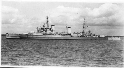 HMS Jamaica