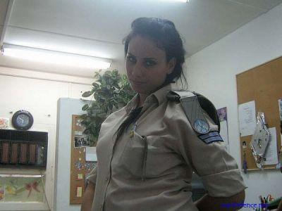 Ženy v armádě - Izrael