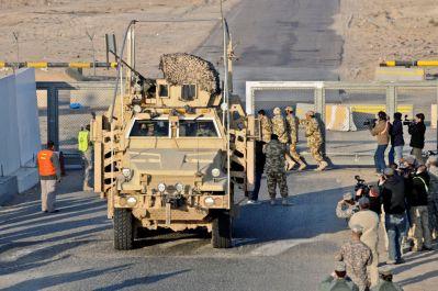 iraq war end