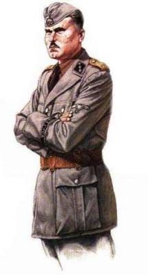 Prapoščik (poručík) 1. ruské národní Brigade SS