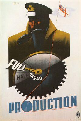 britská propaganda