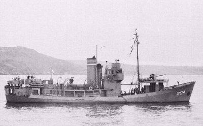 HMS Ellesmere v roce 1941