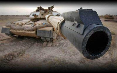 Tank Abrams