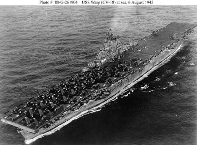 CV-18 USS Wasp