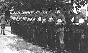 11. Kompanie SS-Sonderkommando Zossen, Berlín, 1933