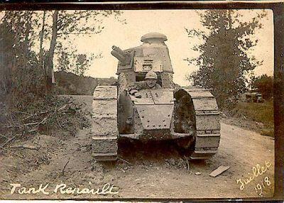 Renault FT