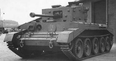 ank, Cruiser, Mk VII Cavalier (A24)