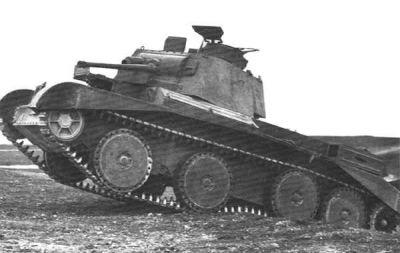 Tank, Cruiser, Mk III (A13 Mk I)