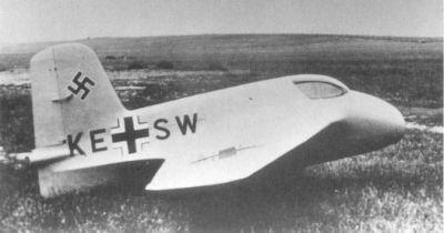 Messerschmitt Me-163 V1 Komet