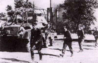 vojáci RONA