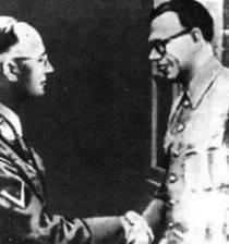 Himmler a Vlasov
