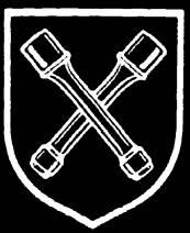 Znak 36. Waffen Grenadier Division der SS Dirlewanger