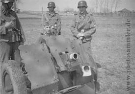 Infanterie-Geschütz