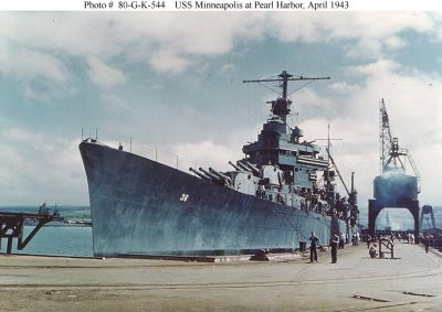 USS Minneapolis (CA-36)