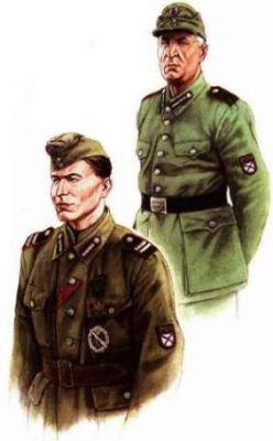 vojáci ROA