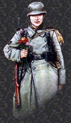 Vojín 1. divize ROA