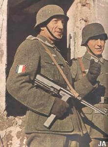 Francouzský dobrovolník z LVF
