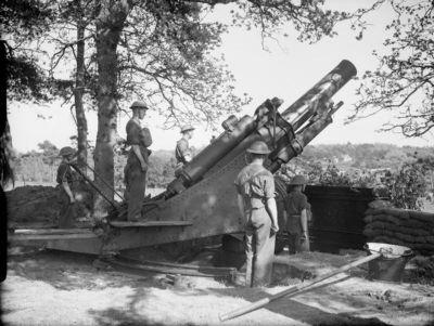 BL 9.2-inch howitzer