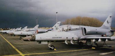 Aero L-159 ALCA (Advanced Light Combat Aircraft)