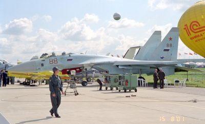 Su-27 Flanker 1