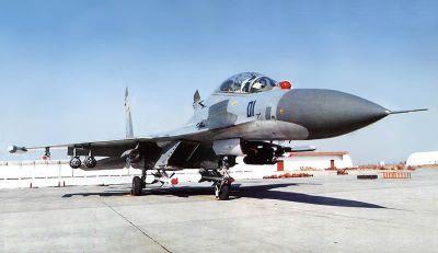 Su-27 Flanker 13