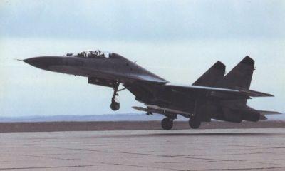 Su-27 Flanker 15