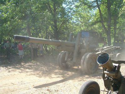 Den dělostřelectva