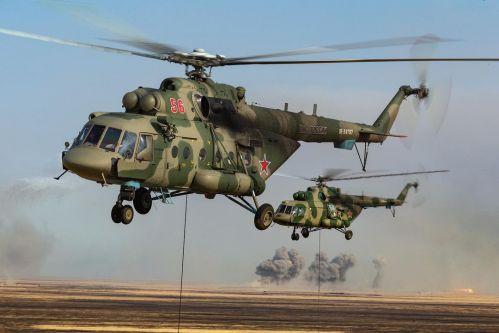 Mil Mi-8AMTSh