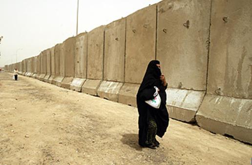 bagdádská zeď