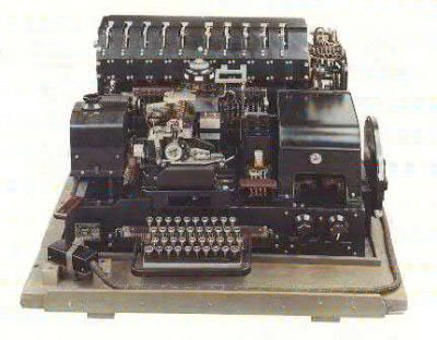 německý šifrátor ANNA